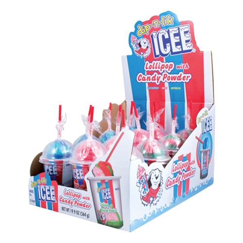 ICEE Dip-N-Lik Candy | Koko's
