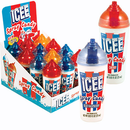 Retail Candy > Everyday Candy > 12214 ICEE Spray Candy