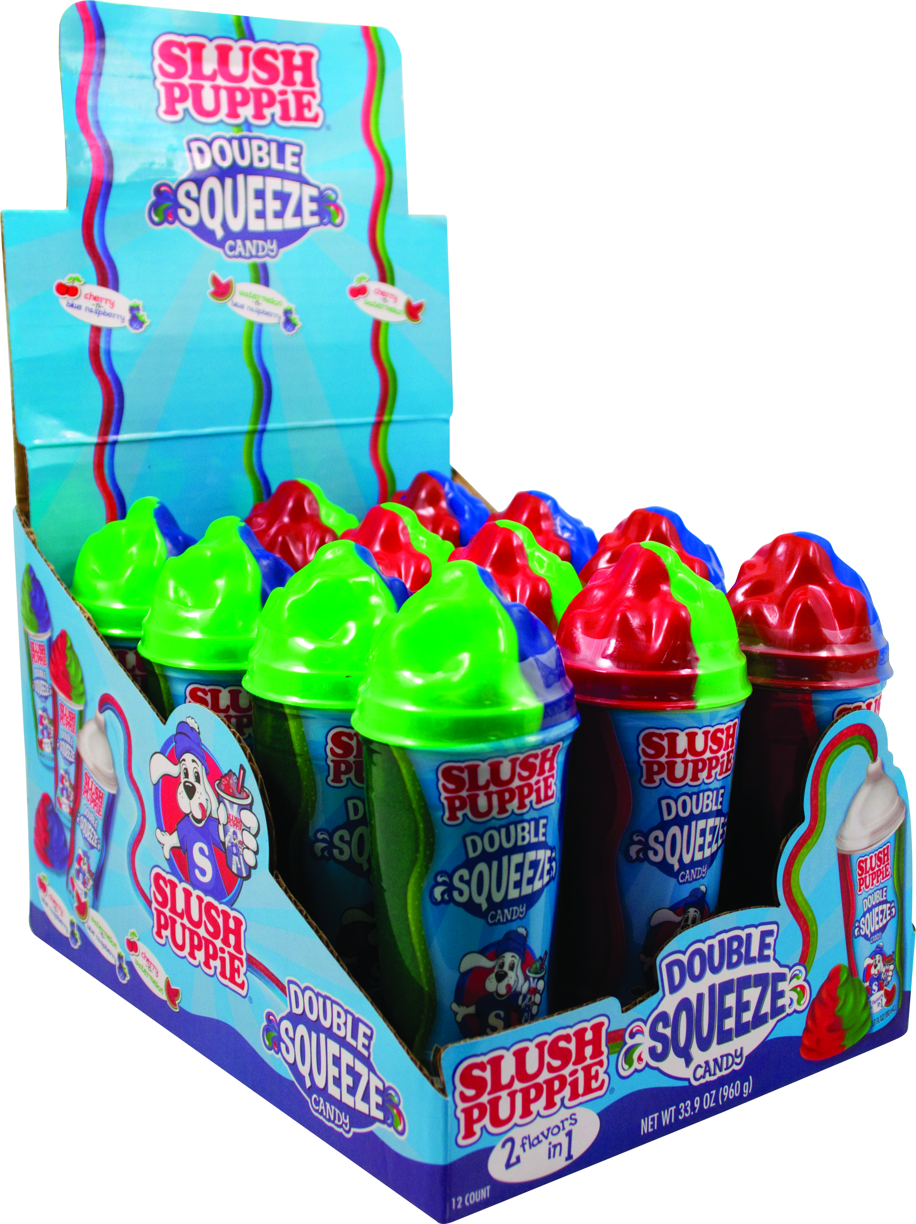 Retail Candy > Everyday Candy > 12200 ICEE Popping Candy with Lollipop