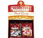 Retail Candy Cold Stone Hard Candy Shipper