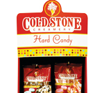 Retail Candy Cold Stone Hard Candy Powerwing