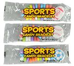 Retail Candy > Sports Candy Bracelets