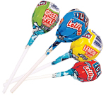 Retail Candy > ICEE Fizzing Lollipops in Bulk