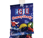 Retail Candy > ICEE Gummy Candy Clip Strip