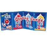 Retail 3PK Popping Candy Lollipop