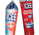 Retail Candy > ICEE 2-Tier Squeeze & Spray Candy Shipper