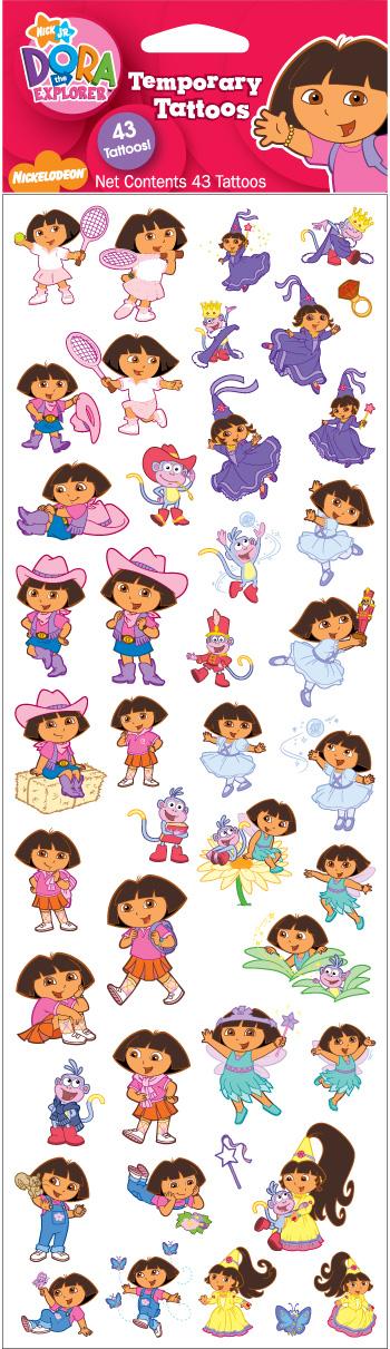 Dora Tattoos - smart reviews on cool stuff.