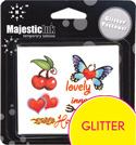 Retail Products > Retail Temporary Tattoos > Novelty Temporary Tattoo Packs > F10752 Majestic Ink Temporary Tattoos Novelty Pack