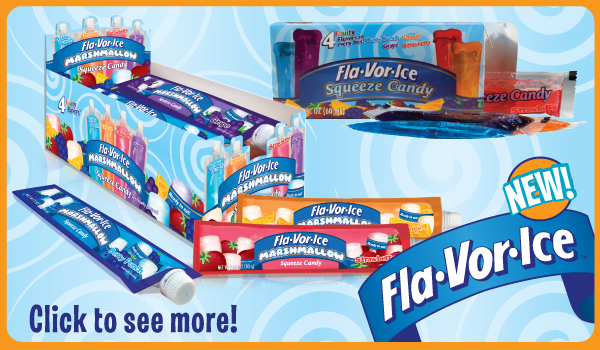 Fla-Vor-Ice Candy Products
