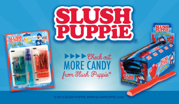 Slush Puppie Candy